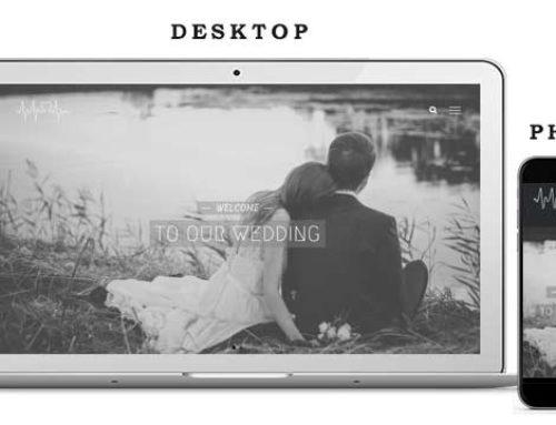 Сватбен Уеб Сайт 6