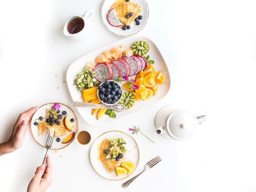 Lifestyle Website Food