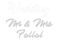 Pre-Wedding Website Logo