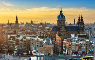 Trending Real Estate Keywords for Amsterdam, Netherlands